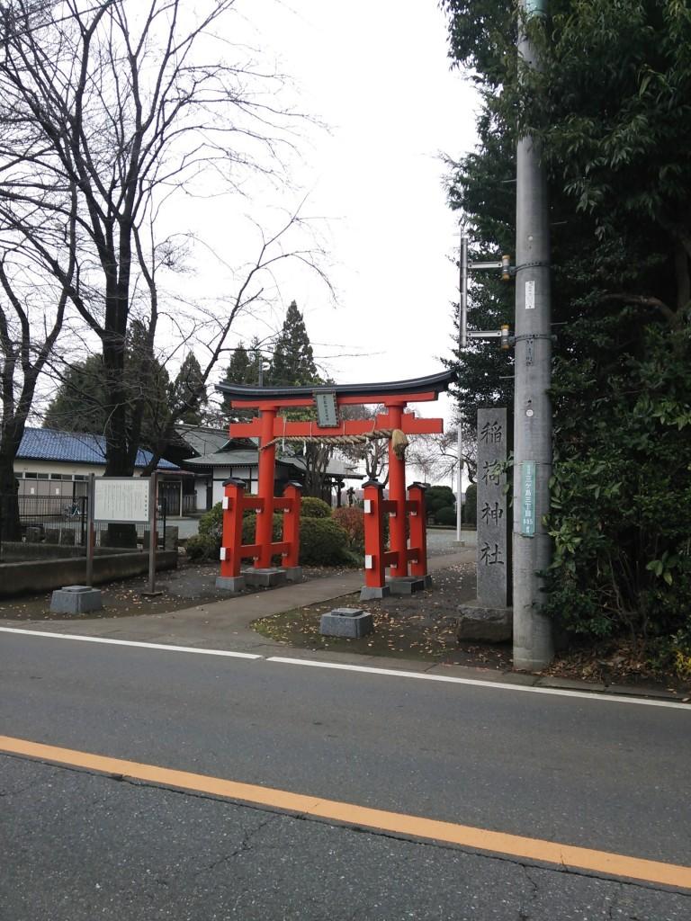 クロスケの家 神社