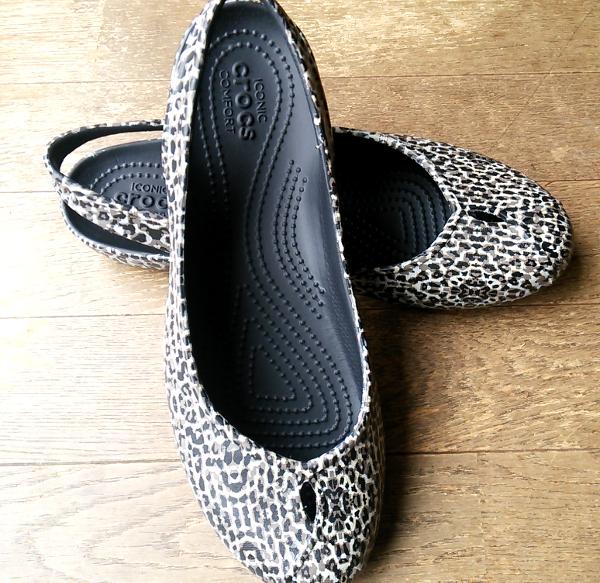 olivia 2.0 leopard print flat w