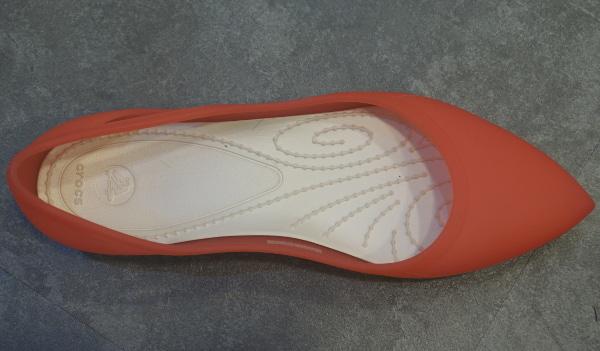 crocs rio flat w-3