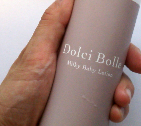 【Dolci Bolle】ミルキーベビーローション