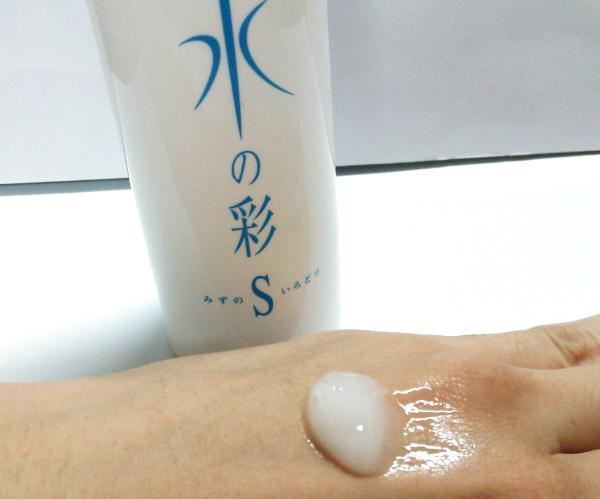 乾燥肌・敏感肌の方に【薬用水の彩S】低刺激性保湿クリーム
