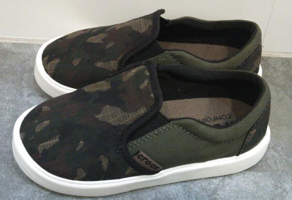 citilane novelty slip-on sneaker kids